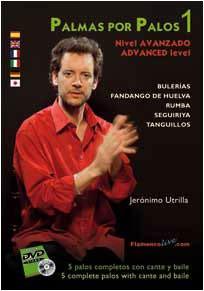 Jerónimo Utrilla –  Palmas Por Palos 1. DVD