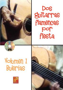 Claude Worms –  Dos guitarras flamencas por fiesta – Bulerías (Volumen 1)
