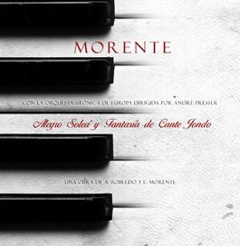 Enrique Morente –  Alegro, Soleá y Fantasía de Cante Jondo reed.
