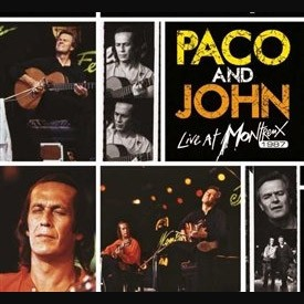 Paco And John. Live At Montreux 1987 (DVD + 2CD) – Paco De Lucía And John McLaughlin