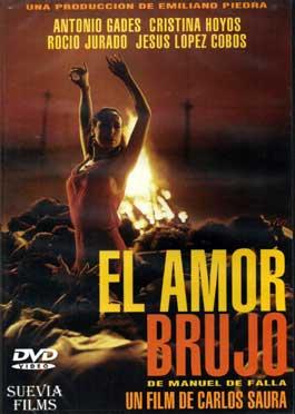 Carlos Saura –  El Amor Brujo. DVD