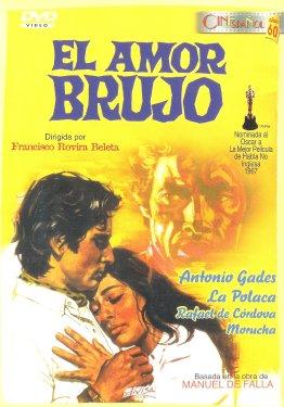 Francisco Rovira Beleta –  El Amor Brujo. DVD