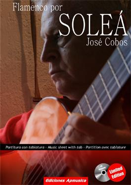 Paul Martínez & José Cobos –  DE FLAMENCO POR SOLEA + CD