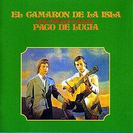 Camarón de la Isla –  'Son tus ojos dos estrellas' col. esp. Paco de Lucía