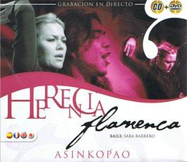 Herencia Flamenca –  Asinkopao. baile: Sara Barrero