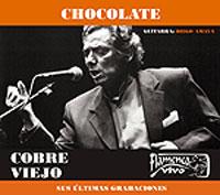 Chocolate –  Cobre viejo.