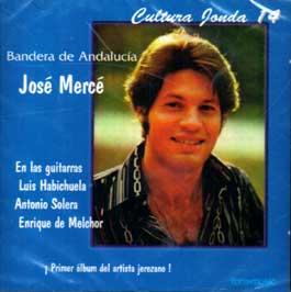 José Mercé –  Bandera de Andalucía