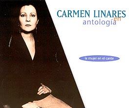 Carmen Linares –  Carmen Linares en antología – la mujer en el cante-. 2 cd