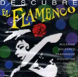 VV.AA –  Descubre el Flamenco. Bulerias, Soleares…