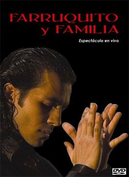 Farruquito y familia. Espectáculo en vivo. DVD Pal