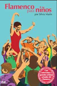 Silvia Marín –  Flamenco para niños . DVD