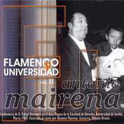 Antonio Mairena –  Flamenco y Universidad vol. II