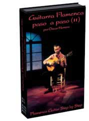 Oscar Herrero –  La Guitarra Flamenca paso a paso (II) 70 Min. DVD Multi