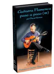 Oscar Herrero –  La Guitarra Flamenca paso a paso (III) 70 Min. DVD Multi.
