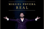 Miguel Poveda –  REAL.  CD  + DVD – Teatro Real de Madrid