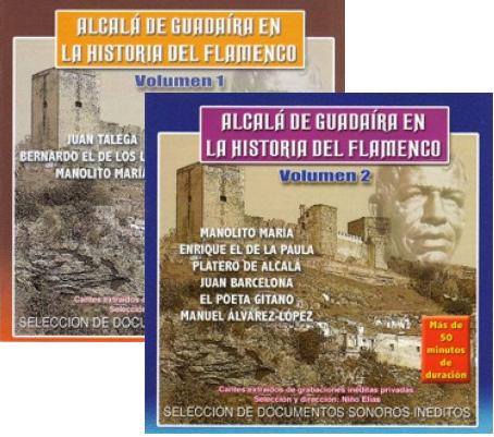 VV.AA –  Alcalá de Guadaira en la historia del flamenco 2 CD