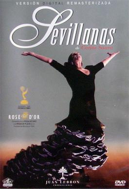 Carlos Saura –  Sevillanas. DVD Pal