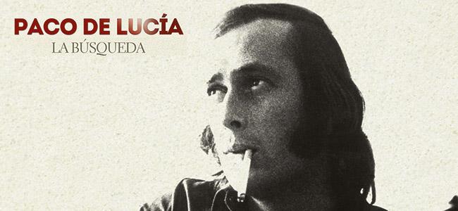 Paco de Lucía –  La Búsqueda – Paco de Lucía 3CD + DVD. Ed. Deluxe