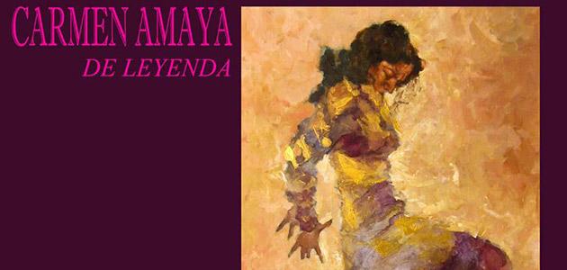 David Zaafra & Natalia Ramos –  Carmen Amaya. De Leyenda