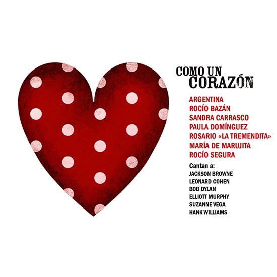 VV.AA. –  Como un Corazón – Flamenco