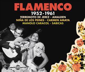 VV.AA –  FLAMENCO 1952-1961 – 2 CDs