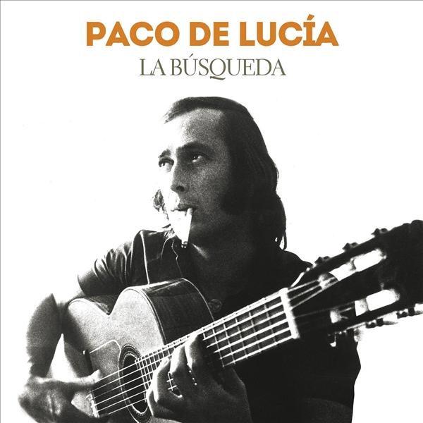 Paco de Lucía –  Paco de Lucía – La Busqueda ed. Box Set Super Deluxe – 3CD + DVD + Libro
