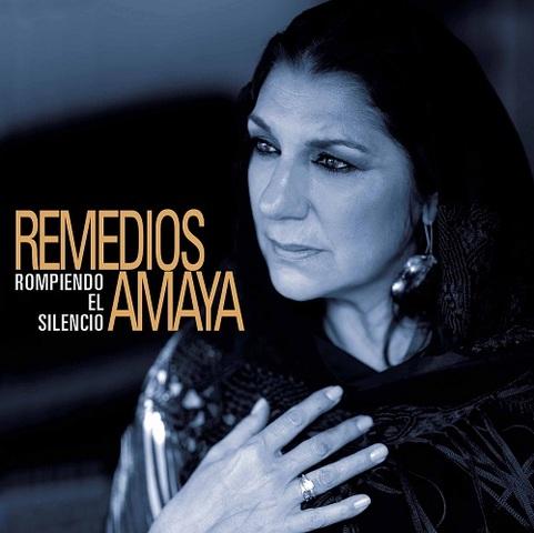Remedios Amaya –  Remedios Amaya – Rompiendo el silencio CD