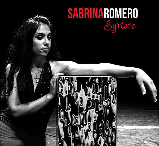 Sabrina Romero –  Sabrina Romero – Syriana (CD)