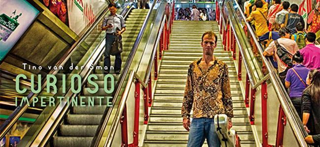 Tino van der Sman –  Tino Van Der Sman – Curioso impertinente – CD
