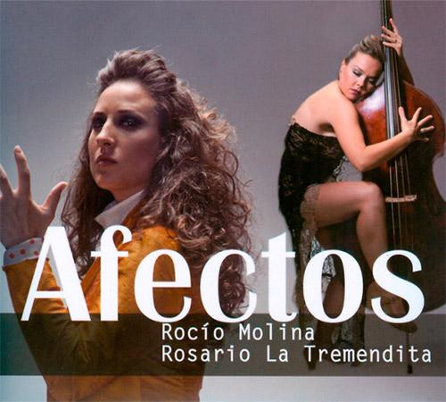 Rocío Molina & Rosario La Tremendita –  Afectos (DVD) – Rocio Molina & Rosario la Tremendita