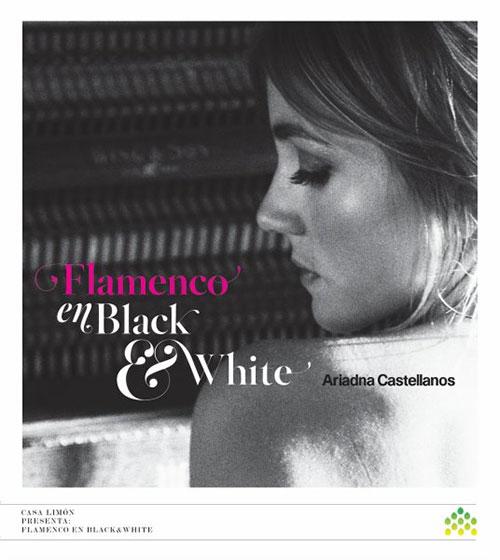 Ariadna Castellanos –  Flamenco en Black&White