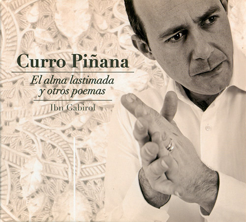 Curro Piñana –  Curro Piñana – El alma lastimada y otros poemas