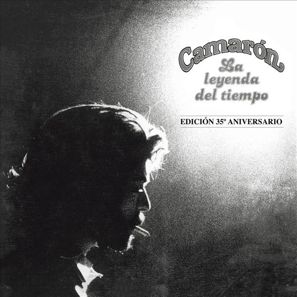 Camarón de la Isla –  La Leyenda Del Tiempo – Ed. 35º Aniversario   – CD + DVD