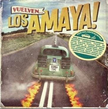 Los Amaya –  Vuelven Los Amaya