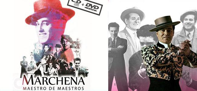 Pepe Marchena –  Marchena, Maestro de Maestros CD + DVD