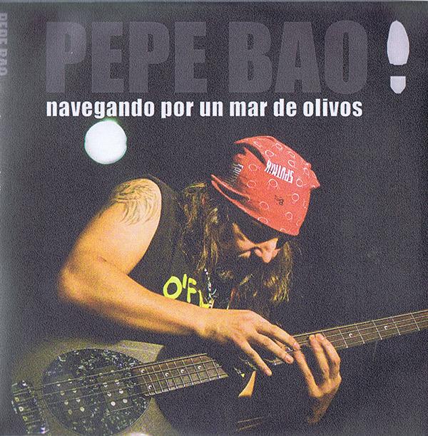 Pepe Bao –  Navegando por un mar de olivos