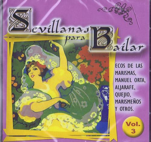 VVAA –  Sevillanas para Bailar v.3