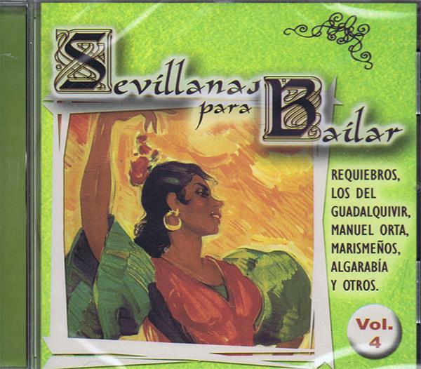 VV.AA –  Sevillanas para Bailar v.4