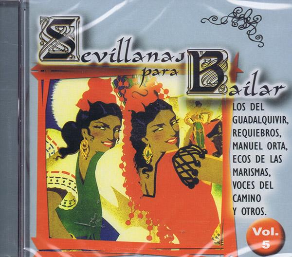VV.AA –  Sevillanas para Bailar v 5