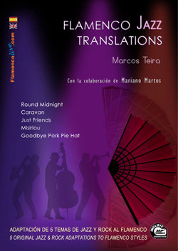"Marcos Teira –  Libro/CD ""Flamenco Jazz Translations"""