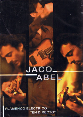 Jaco Abel –  Flamenco Eléctrico (DVD PAL)