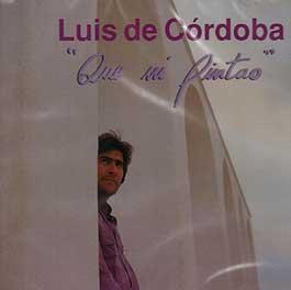 Luis de Córdoba –  Que ni pintao