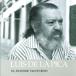 Luis de la Pica –  Luis de la Pica – El duende taciturno – Libro + CD