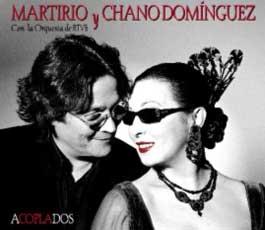 Martirio & Chano Domínguez –  Acoplados