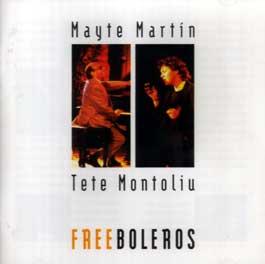 Mayte Martin –  FREE BOLEROS