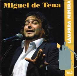 Miguel de Tena –  Lámpara Minera v.2