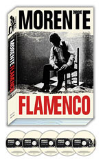 Enrique Morente –  Flamenco (Enrique Morente) (Pack 5 CDs)