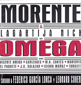 Enrique Morente –  Omega