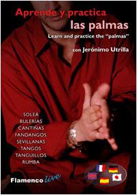 Jerónimo Utrilla –  Aprende y Práctica las Palmas. DVD