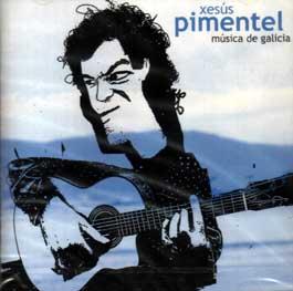Xesús Pimentel –  'cuchus' música de galicia